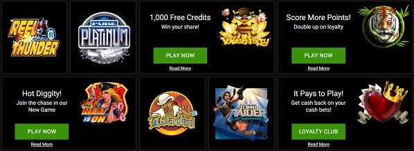 Gaming Club Casino Promotions