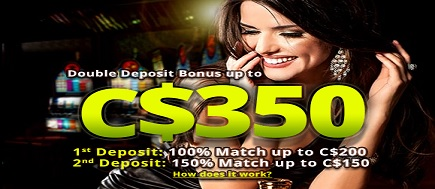Gaming Club Casino Welcome Bonus
