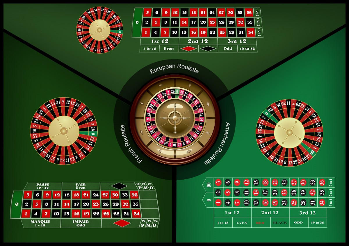 Roulette Table Variations