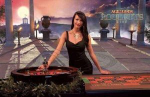 Age of Goods Live Roulette