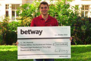 Betway Winner