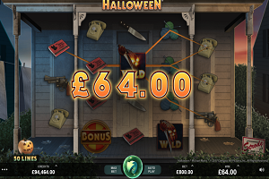 Halloween Slots Review Screenshot 3