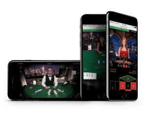 NetEnt Mobile Blackjack Live
