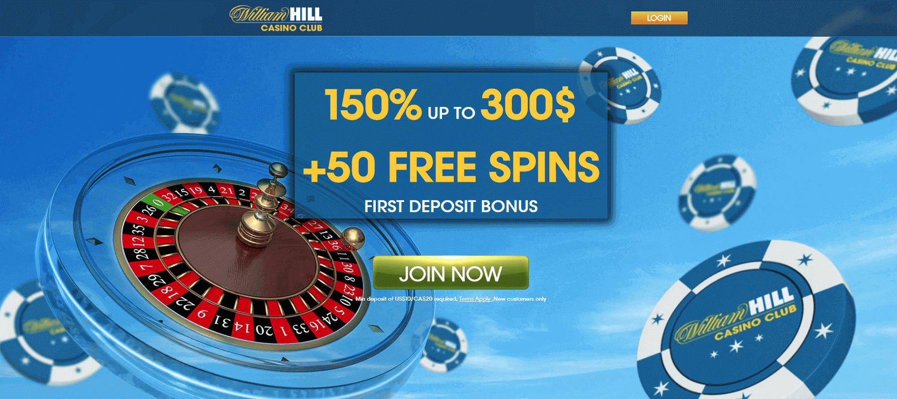 William Hill Screenshot