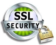 128 SSL Security