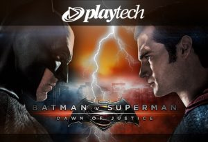 Batman-v-Superman Dawn of Justice Slots