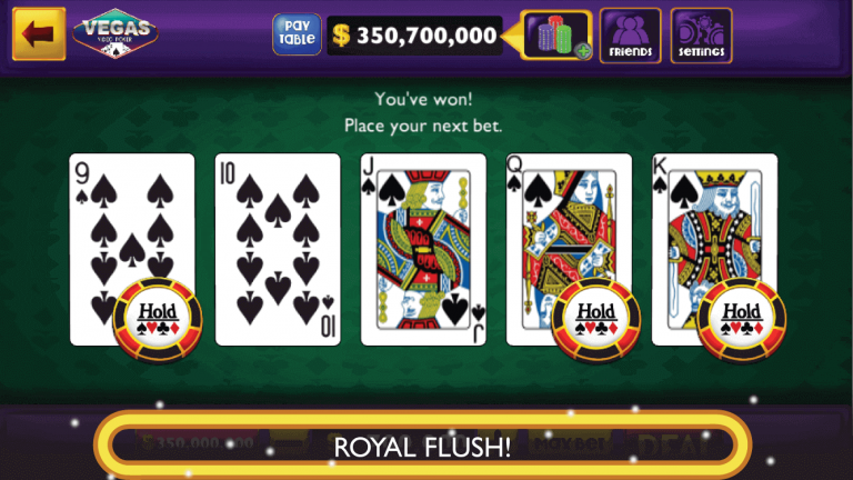 poker online casino video