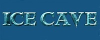 Ice Cave Online Slots Game Logo