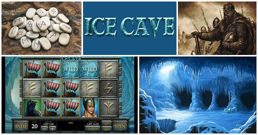 Ice Cave Online Casino Slots Review