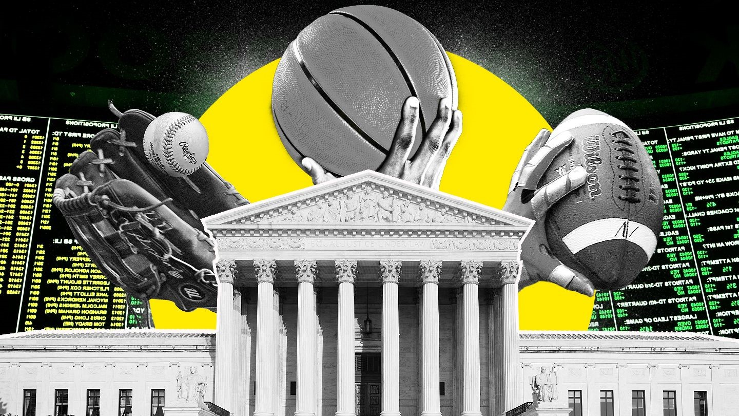US Supreme Court Rules for Sports Betting