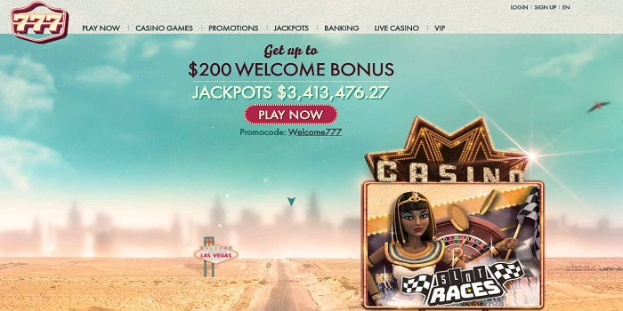 777 Casino How to Register an Account