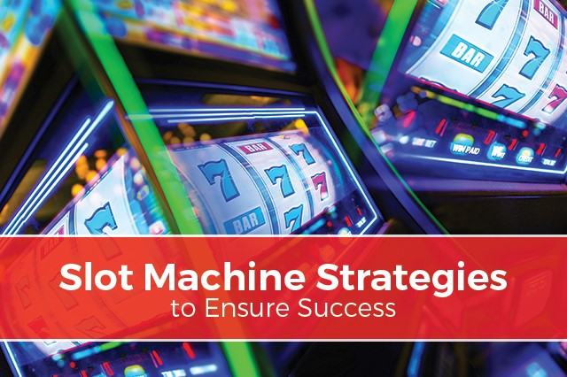Strategy for Slots