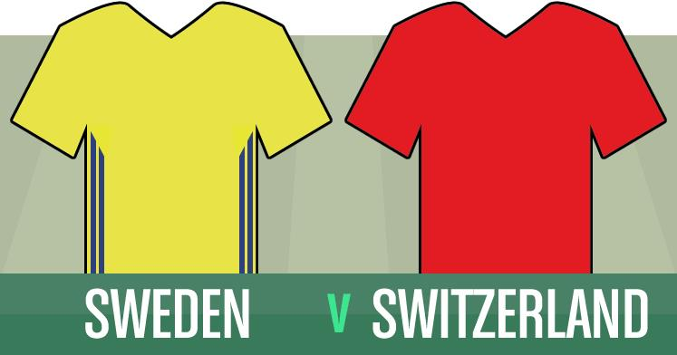 Sweden v Switzerland