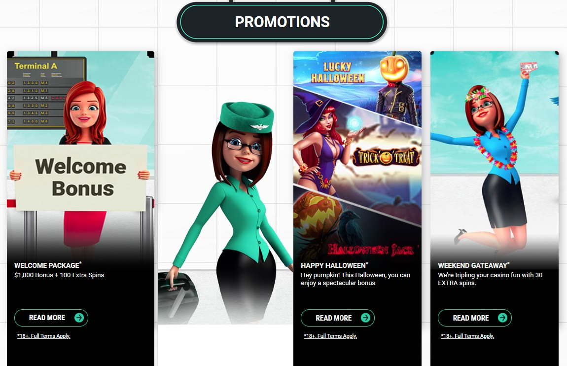 Gate777 Online Casino Promotions